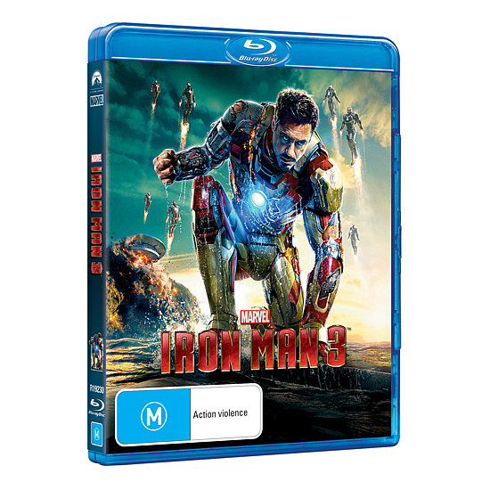 Iron Man 3 on Blu-ray/Digital Copy, $29.98