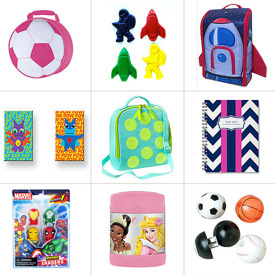 The Year's Coolest Kids' School Supplies, Right Here