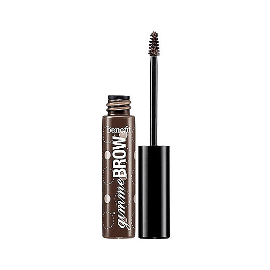 If your alarm clock didn't sound and you're running a little late, reach for Benefit's Gimme Brow ($22). Filling in your brows will immediately make you seem less bedraggled.