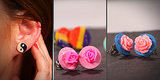 DIY: Cute and Totally Custom Circle Earrings