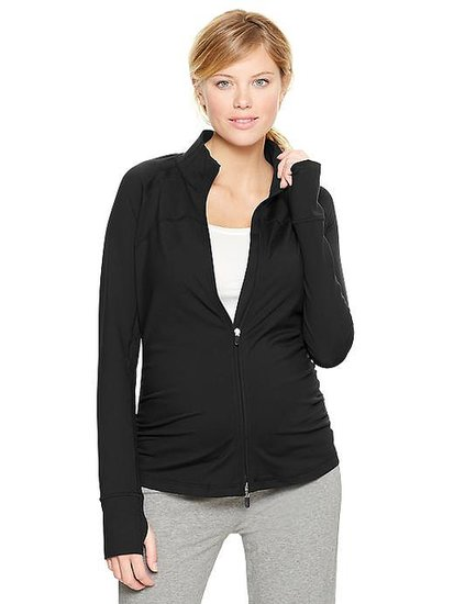 Walks and jogs will get a whole lot easier thanks to this Gap zip jacket ($60) that comes with thumb openings to keep sleeves in place.