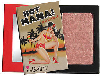 theBalm 'Hot Mama' Highlighting Powder Eyeshadow & Blush Hot Mama