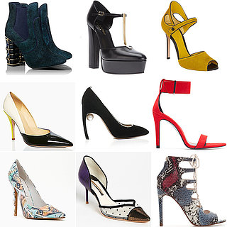 Fall Shoe Trends 2013