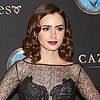 Lily Collins Hair at the Mortal Instruments Mexico Premiere