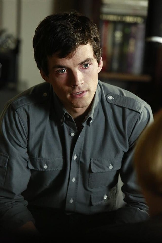 Craziest Reveal: Ezra on Pretty Little Liars
