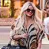 Jessica Simpson and Eric Johnson Take Maxwell to Lunch