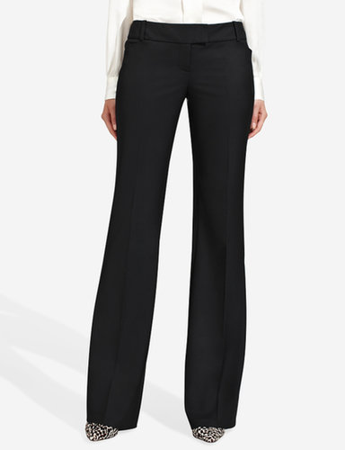 Drew Stitched-Loop Classic Flare Pants