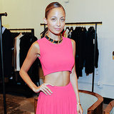 Cream of the Crop Top: Nicole Richie Is the Latest Star to Work the Trend