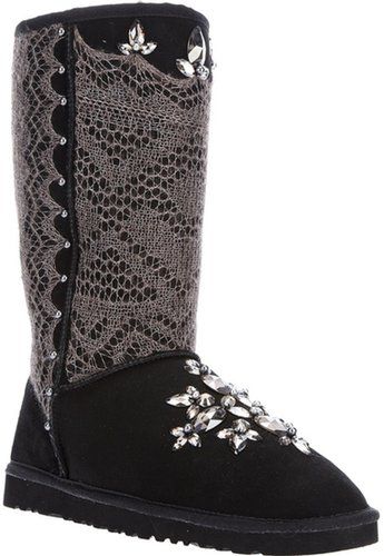 Frosted 'Tremaine' boot