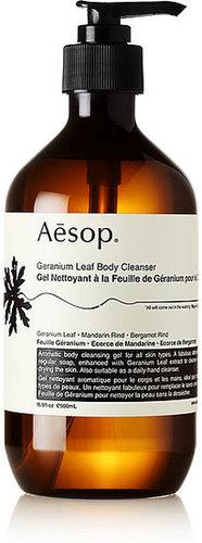 Aesop Geranium Leaf Body Cleanser – Reinigendes Duschgel, 500 ml