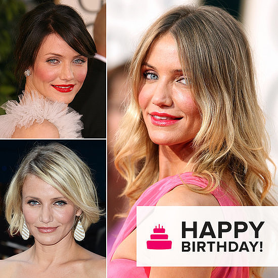 Happy 41st Birthday, Cameron Diaz!