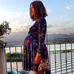 Pregnant Margherita Missoni's Beautiful Instagram Pictures