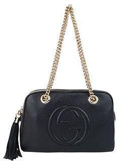 Gucci GUCCI Soho Leather GG Shoulder Bag