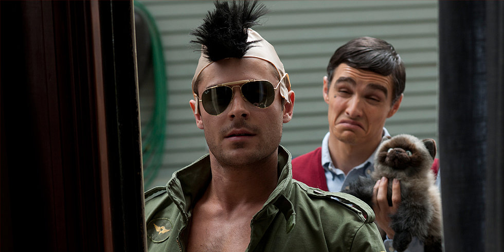 Watch Sexy Frat Boy Zac Efron Torture Seth Rogen in the Neighbors Trailer