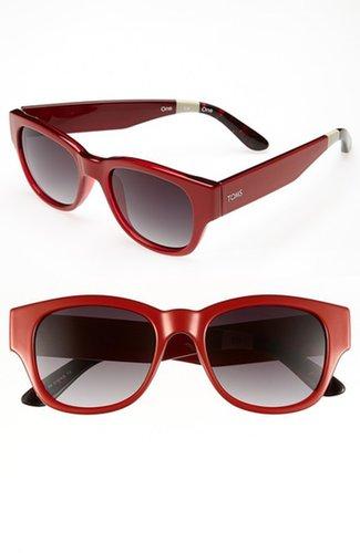 TOMS 'Gigi' 52mm Sunglasses