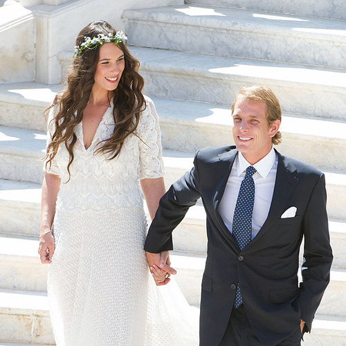 Tatiana Santo Domingo Missoni Wedding Dress