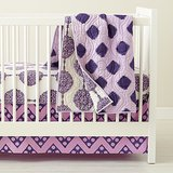 The Land of Nod Bazaar Crib Bedding