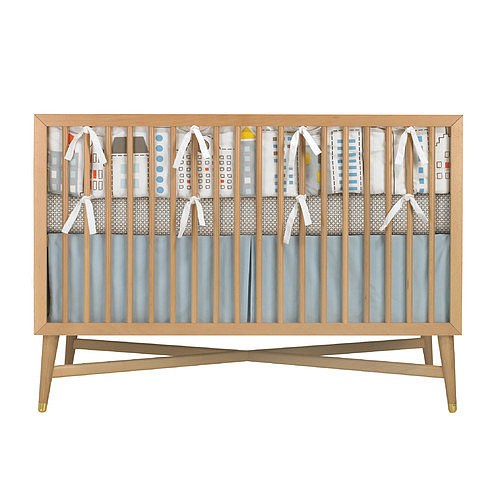 Dwell Studio Skyline Crib Set