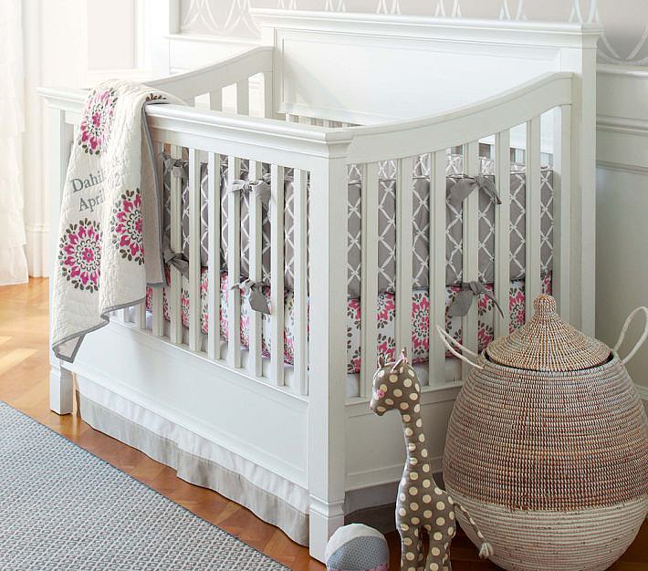 Pottery Barn Kids Dahlia Collection