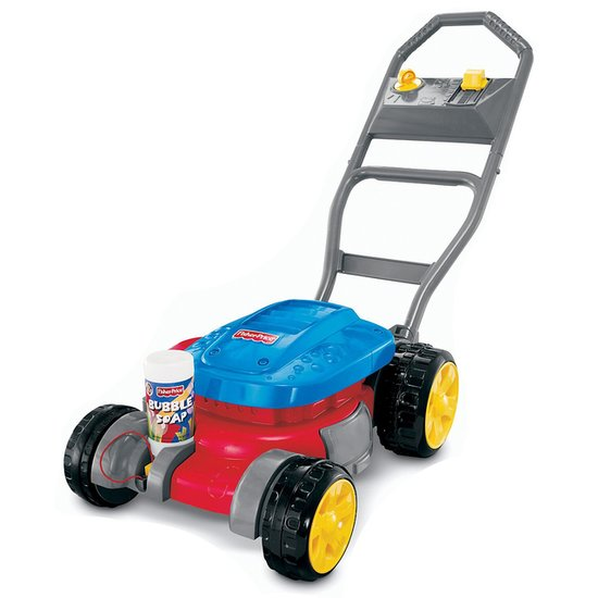 Fisher-Price Bubble Mower