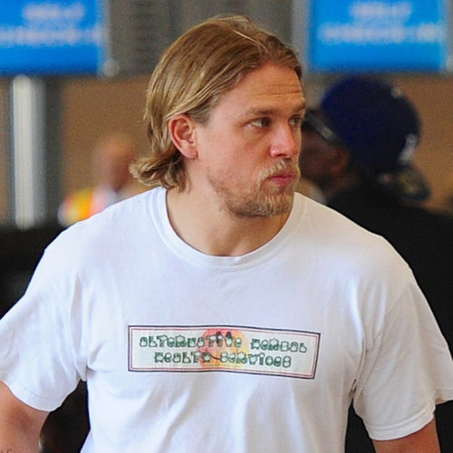 Charlie Hunnam After Fifty Shades of Grey Announcement