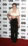 Emma Watson walked the red carpet at the GQ Men of the Year Awards.