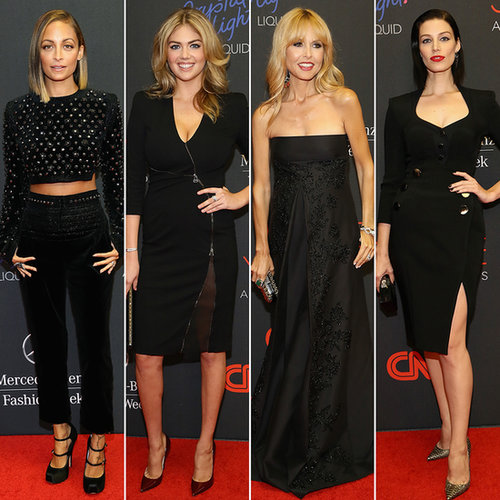 Red Carpet Pictures From 2013 Style Awards in NYC