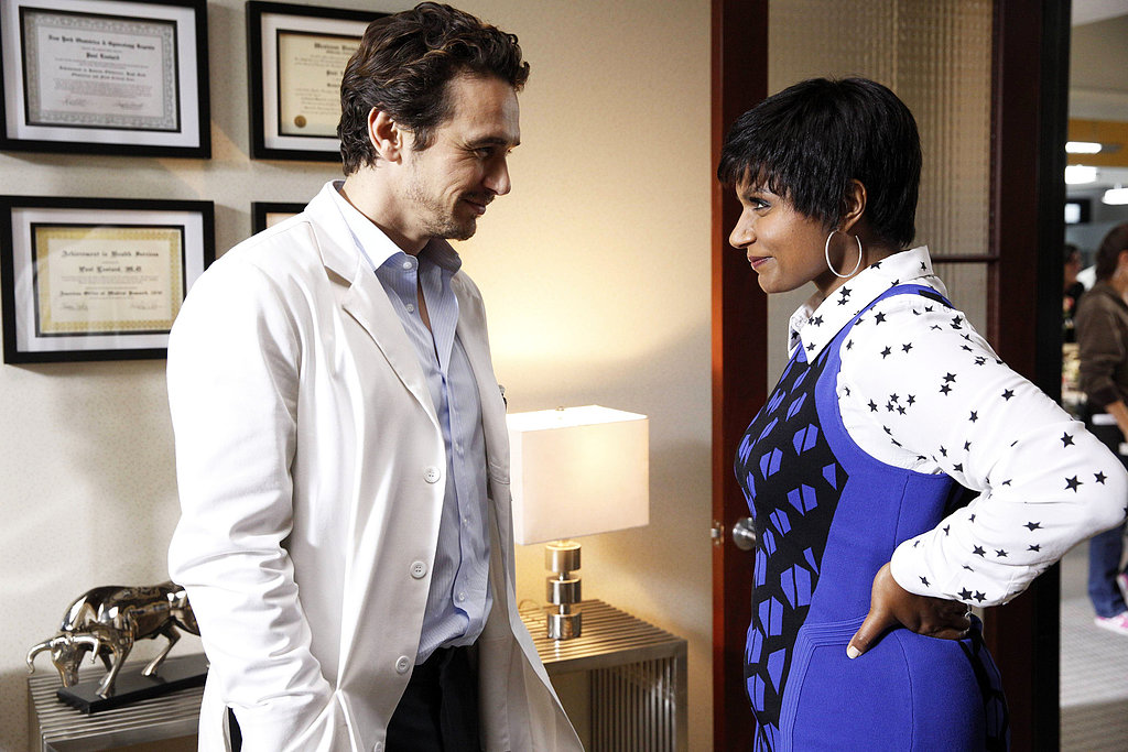 James Franco comes to The Mindy Project!
