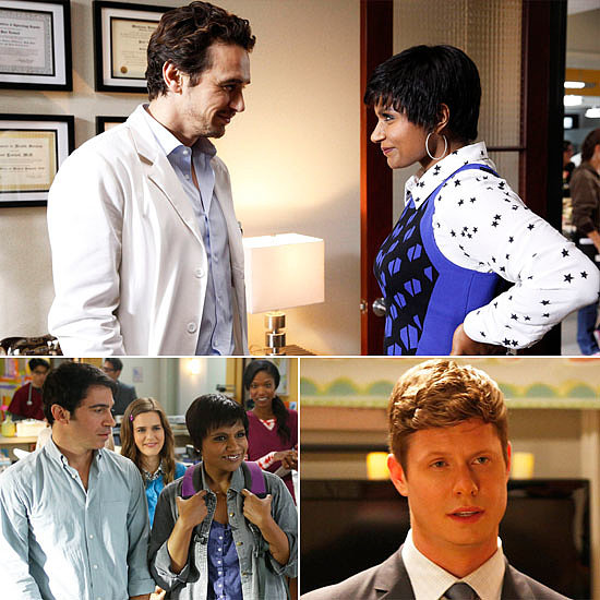 See James Franco, Mindy's Short 'Do, and More in The Mindy Project Season Premiere Pictures