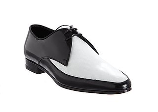Saint Laurent Two-Tone Derby Shoes | Review
