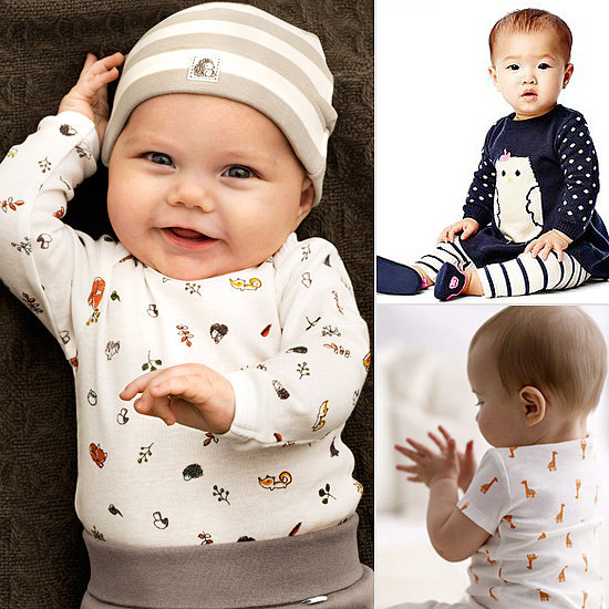12 Awesome Resources For Budget Baby Clothes