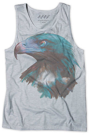 The Rise And Fall Painted Eagle Tank