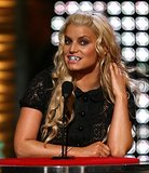 Jessica Simpson wore a grill at the 2007 Teen Choice Awards as part of a joke.