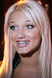 Brooke Hogan wore grills back in 2006 when she hooked up with Paul Wall for a song.