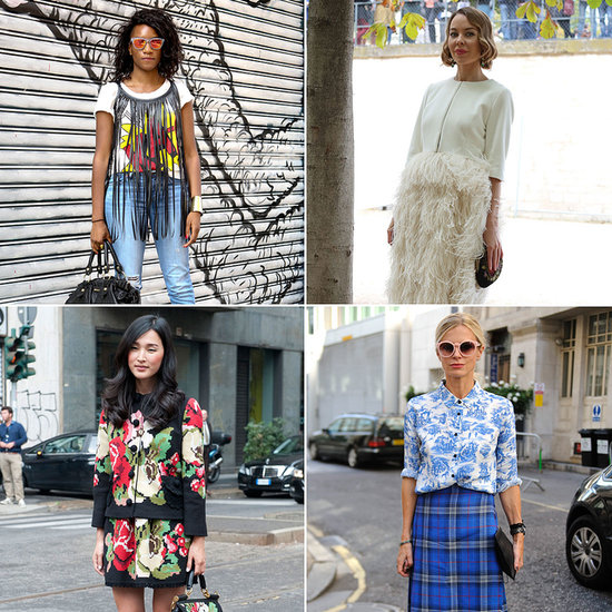 A Tale of Four Cities: Fashion Week Street Style From NYC to Paris