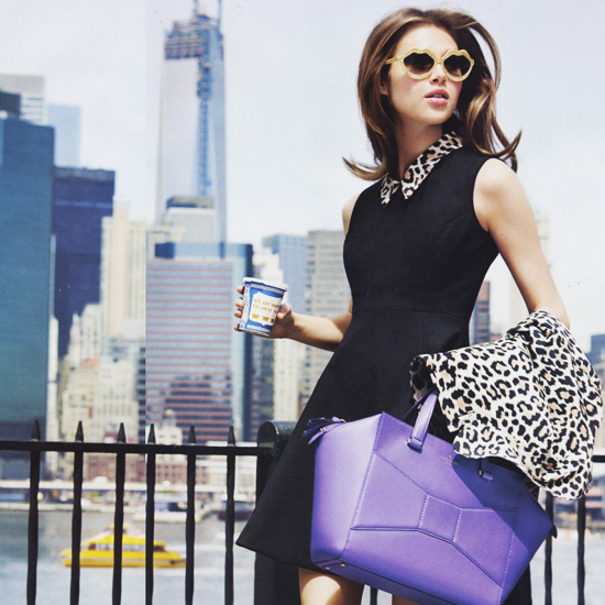 NYFW Chic: Kate Spade