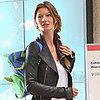 Gisele Bundchen and Benjamin at the Museum | Pictures