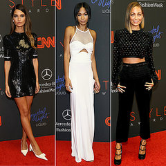 2013 Style Awards Red Carpet with Nicole Richie + Rachel Zoe