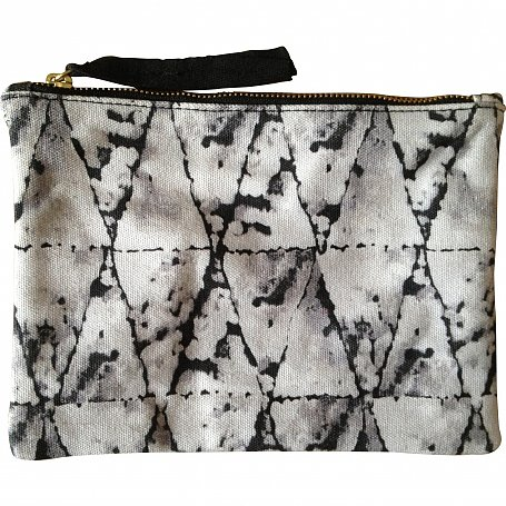 American Vintage Fabric Clutch Bag