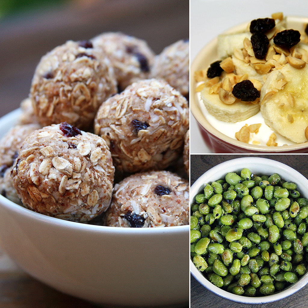 The Snacks You Need After a Grueling Workout