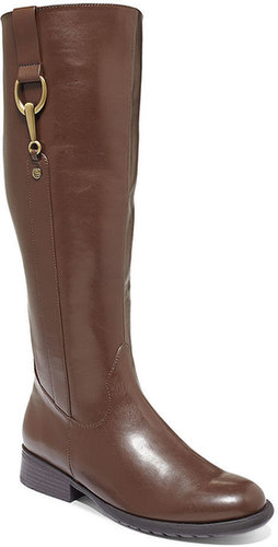 Life Stride Shoes, X-ibit #2 Wide Calf Boots
