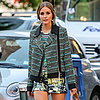 Olivia Palermo Fashion Week Interview