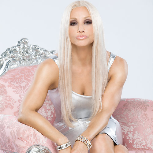 Donatella Versace Gets Lifetime Movie