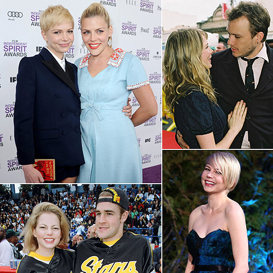 Celebrate Michelle Williams's Birthday With Her Happiest Moments!