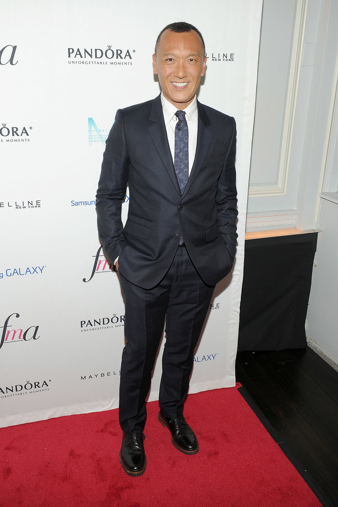 Joe Zee feted the Media Awards with The Daily Front Row.