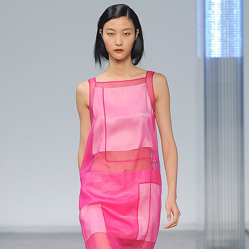 Helmut Lang Spring 2014 Runway Show | NY Fashion Week
