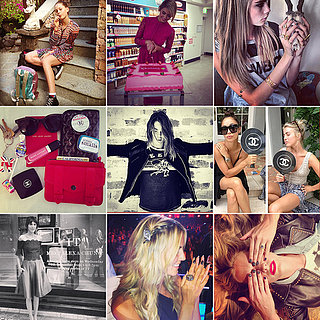 Fashion and Beauty Instagrams From Celebrities