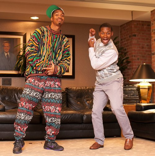 Fresh Prince and Carlton