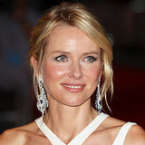 Naomi Watts Diana Premiere Beauty Look