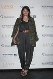Laurel Pinson looked fittingly chic at StyleCaster's 50 Most Stylish New Yorkers party.